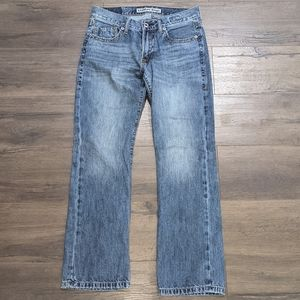 Express Kingston Classic Fit Bootcut Jeans
